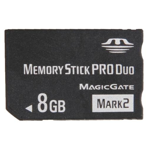 MARK2 8GB High Speed Memory Stick Pro Duo (100% Real Capacity)