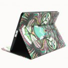 For iPad 4/3/2 Tiger Pattern Leather Case with Holder & Card Slots & Wallet