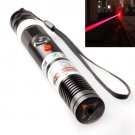1mw 650nm Red Beam Aerometal Handheld Adjustable Focus Laser Pointer