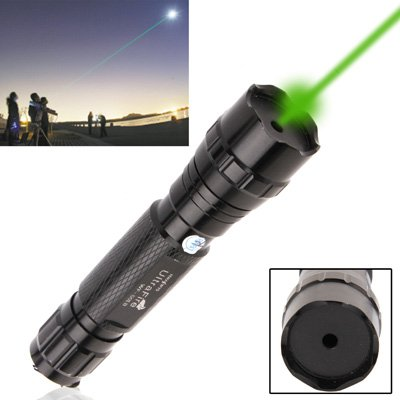 501B 4mw 532nm Green Beam Laser Pointer