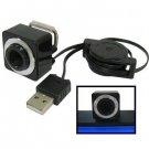 5000K Mega pixels USB Driveless PC Camera for Laptop PC (Plug & Play )