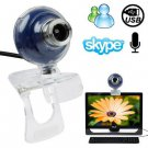 1.3 Mega Pixels USB 2.0 Driverless PC Camera / Webcam with MIC, Cable Length: 1.2m