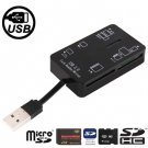 All in One High Speed USB 2.0 Card Reader (SD / XD / TF / Rc MMC / MS Pro Duo...