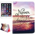 For iPad Mini 1/2/3 Dreaming Pattern Flip Leather Case with Holder, Card Slots & Wallet