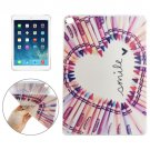 For iPad Air 2 Smile Pattern TPU Protective Case
