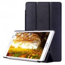 For ASUS Zenpad 8.0 Black Custer Flip Leather Case with 3 Fold Holder