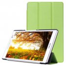 For ASUS Zenpad 8.0 Green Custer Flip Leather Case with 3 Fold Holder