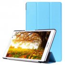 For ASUS Zenpad 8.0 Blue Custer Flip Leather Case with 3 Fold Holder