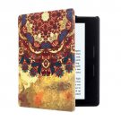 For Amazon Kindle Oasis Tribe Pattern Horizontal Flip Leather Case