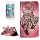 For iPhone 7 Plus Windbell Flip Leather Case with Holder & Card Slots & Wallet