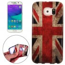 For Galaxy S6 Edge UK Flag Pattern TPU Protective Case