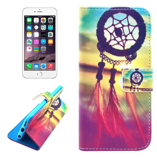 For iPhone 6/6s Dream Leather Case with Holder, Money pocket  & Card Slots