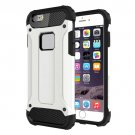 For iPhone 6/6s Tough Armor TPU + PC Combination Case - # Colors