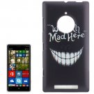 For Lumia 830 Grin Pattern Hard Case