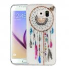 For Galaxy S6 Bell Pattern IMD Workmanship Soft TPU Protective Case