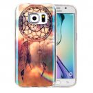 For Galaxy S6 Edge+ IMD Dreamcatcher Pattern Blu-ray Soft TPU Protective Case