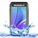 For Galaxy Note 5 Black Riyo IP68 Waterproof Shockproof Dustproof Case..