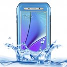 For Galaxy Note 5 Blue Riyo IP68 Waterproof Shockproof Dustproof Case..