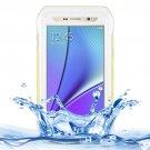 For Galaxy Note 5 White Riyo IP68 Waterproof Shockproof Dustproof Case..