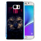 For Galaxy Note 5 IMD Lion King Pattern Blu-ray Soft TPU Protective Case