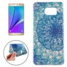 For Galaxy Note 5 Ultrathin Flower Bud Pattern TPU Protective Case