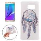 For Galaxy Note 5 Ultrathin Windbell Pattern TPU Protective Case