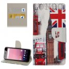For Google Pixel XL Big Ben Pattern Leather Case with Holder, Card Slots & Wallet