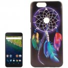 For Google Nexus 6P Dreamcatcher Pattern PC Protective Case