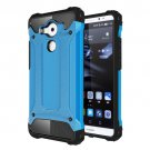 For Huawei Mate 8 Blue Tough Armor TPU + PC Combination Case