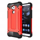 For Huawei Mate 8 Red Tough Armor TPU + PC Combination Case