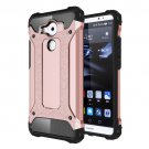 For Huawei Mate 8 Rose Gold Tough Armor TPU + PC Combination Case
