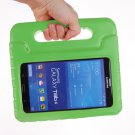 For Tab 4 7.0 Green EVA Rugged Foam Case with Handle and Holder