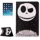 For iPad Air 2/iPad 6 Ghost Pattern Horizontal Flip Leather Case with Holder
