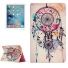"For iPad Pro 12.9"" Dream Catcher Pattern Flip Leather Case with Holder"