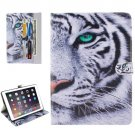 "For iPad Pro 9.7"" Tiger Pattern Flip Leather Case with Holder, Card Slots & Wallet"