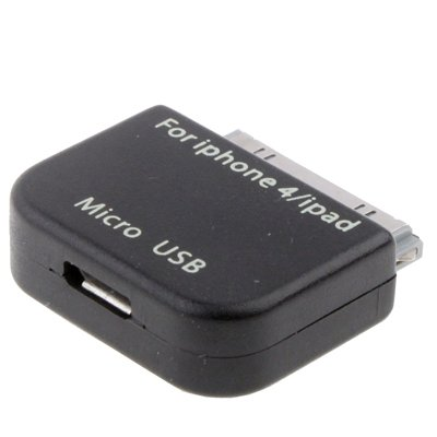 For iPad Micro USB Adapter Converter