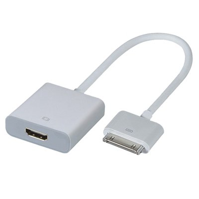 For iPad HDMI Cable Adapter