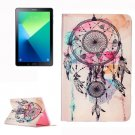 For Tab A 10.1/P580 Dream Catcher Leather Case with Holder, Card Slots & Wallet