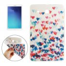 For Tab E 9.6 Love Heart Pattern TPU Protective Case