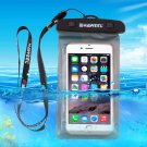 For Galaxy A5 & Other Orange HAWEEL Universal Waterproof Bag with Lanyard