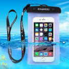For Galaxy A5 & More HAWEEL Blue Universal Waterproof Bag with Lanyard