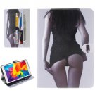 For Galaxy Tab E 8.0 Sexy Pattern Flip Leather Case with Holder & Card Slots & Wallet