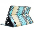 For Galaxy Tab A 9.7 Style Pattern Flip Leather Case with Holder, Card Slots & Wallet