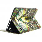 For Galaxy Tab A 9.7 Cats Pattern Flip Leather Case with Holder, Card Slots & Wallet