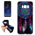 For Galaxy S8 Dream Catcher Pattern Soft TPU Protective Case