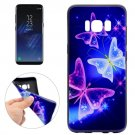 For Galaxy S8 Starry Sky Pattern Soft TPU Protective Case