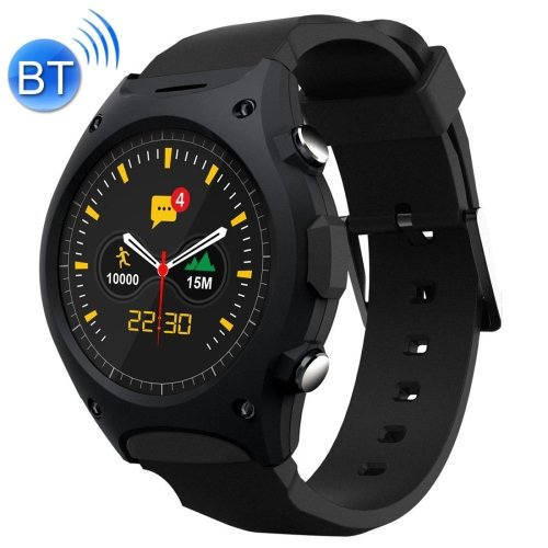 Q8 1.22 inch IPS Screen MTK2502C Bluetooth 4.0 Smart Bracelet Watch