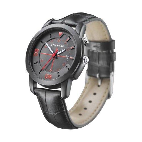 Foxwear Y22 Bluetooth V4.0 Daily Waterproof IP67 Smart Quartz Watch - 2 colors