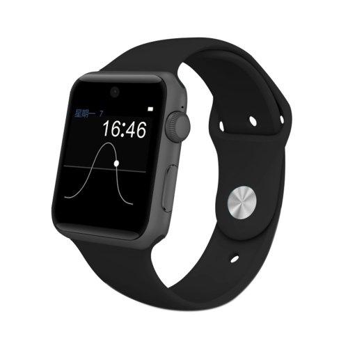 DOMINO DM09 1.54 inch IPS Bluetooth 4.0 Smart Watch Phone - 3 colors
