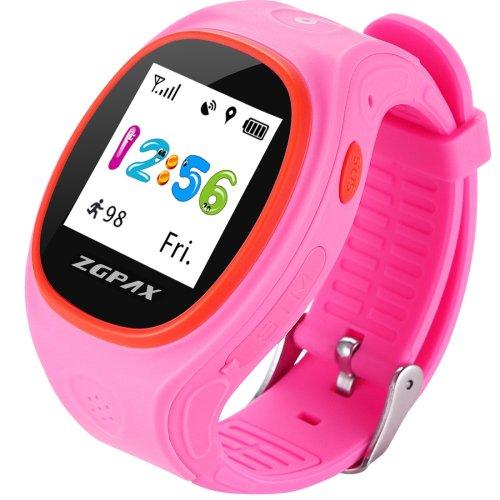 ZGPAX S866A 1.22 inch IPS Screen Lovely Children Smartwatch - 3 colors